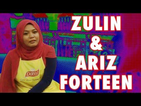 Zulin Aziz bercinta dengan Ariz Forteen?