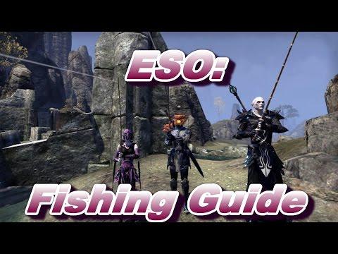 ESO: Fishing Guide