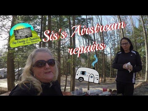 Sis's Airstream Repairs