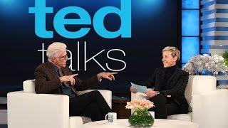 Ted Danson Tries to Trick Ellen in