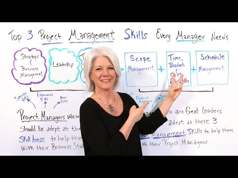 Top 3 Project Management Skills Every Manager Needs - Project Management Training