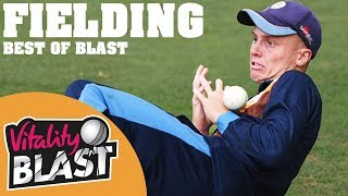 Unbelievable Fielding: The Good & The Bad | Best Of Blast | Vote For Your Favourite!