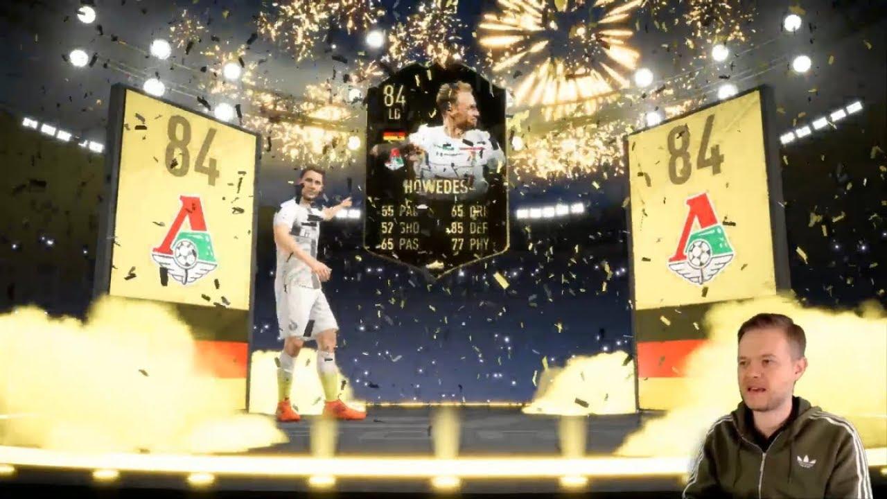 FIFA  19 PACK OPENING Goldbridge FC
