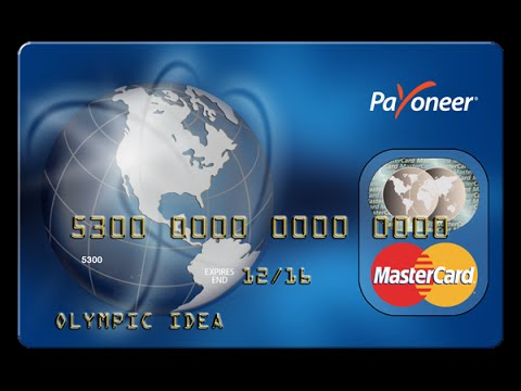 How to get FREE Payoneer Prepaid Debit Master Card® with 25$ Bonus