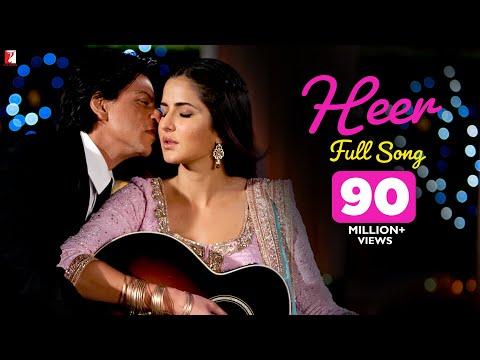 Xxx Mp4 Heer Full Song Jab Tak Hai Jaan Shah Rukh Khan Katrina Kaif Harshdeep Kaur A R Rahman 3gp Sex