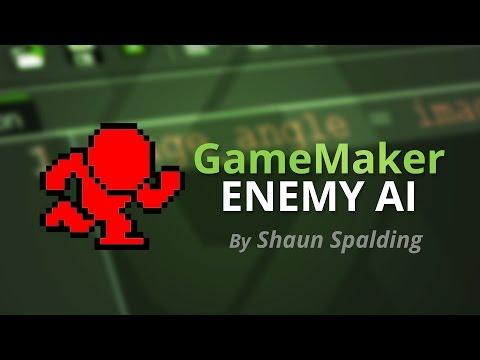 GameMaker Studio: Enemy Chase AI Tutorial