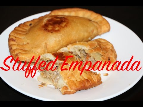 How to make amazing Stuffed Empanadas!