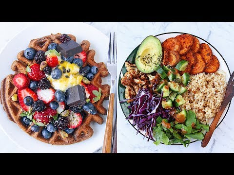 WHAT I EAT IN A DAY #77 | VEGAN