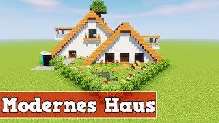 Wie Baut Man In Minecraft Ein Modernes Haus Videos Ytube Tv