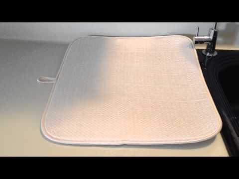 Dish Drying Mat Review