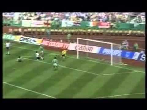 England v Ireland 0-1 Euro 1988