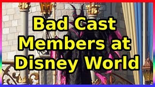 Bad Cast Members at Disney World - Ep 61 Confessions of a Theme Park Worker