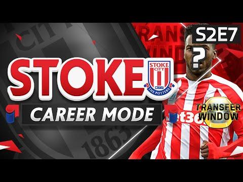 FIFA 16 Stoke Career Mode - TRANSFER WINDOW DECISIONS!  - S2E7