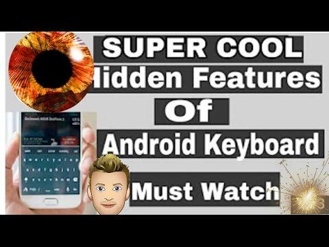 google keyboard hidden features!Hidden Features Of Google Keyboard!GoogleKeyboardGboardHidden Tricks