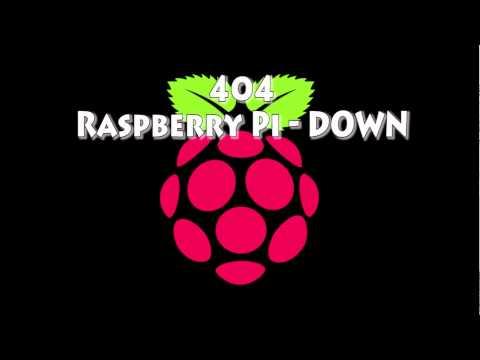 Raspberry Pi - launch DISASTER