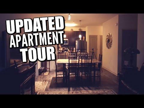 Updated Apartment Tour | 2016