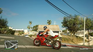 Grand Theft Auto 5 4K Ultra Graphics Gameplay Part 62 - GTA 5 PC 4K 60FPS