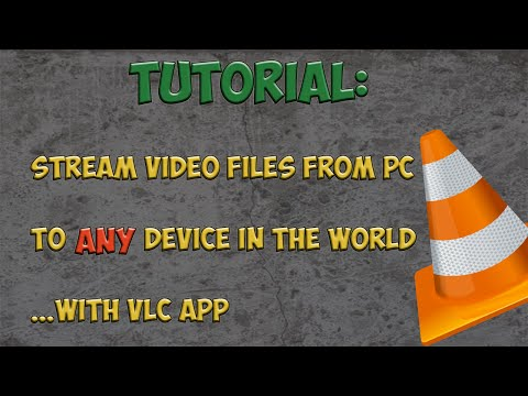 👌📱 EASY TO FOLLOW - Stream Video Files From PC to Phone Anywhere In The World