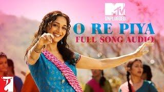 MTV Unplugged - O Re Piya | Rahat Fateh Ali Khan | Aaja Nachle