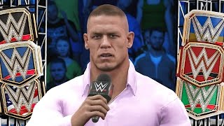 WWE 2K17 Story - John Cena Becomes Ultimate Champion - Ep.58