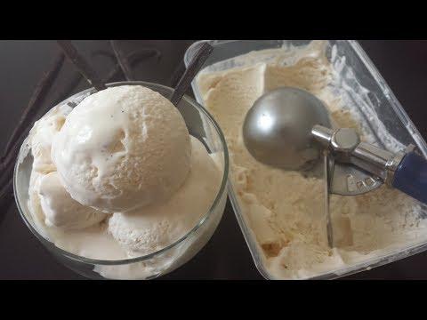 EASY VANILLA ICE CREAM | EGG LESS | Malayalam version
