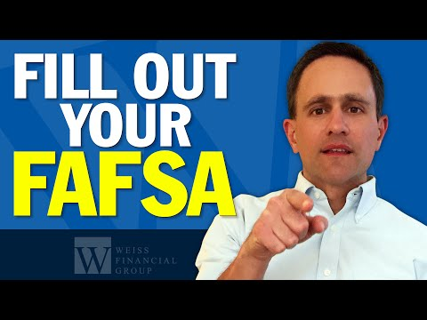 Financial Planning Tips | When to Fill Out FAFSA PLUS Why You Should Open a 529 - (Monthly Tip #3)