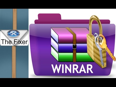 How to find winrar files password in 2 minutes