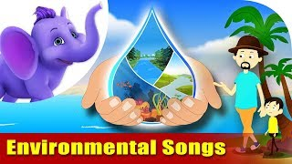 Environmental Songs for Kids - Save the Earth