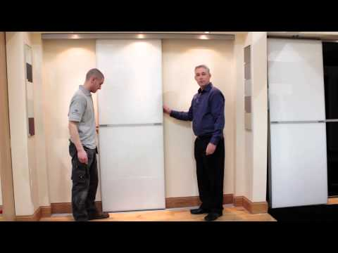 Sliding Doors Installation Video