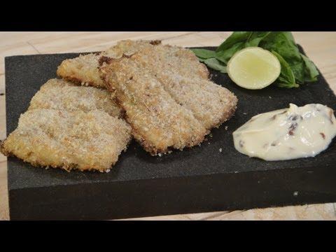 Crispy Baked Fish | Sanjeev Kapoor Khazana