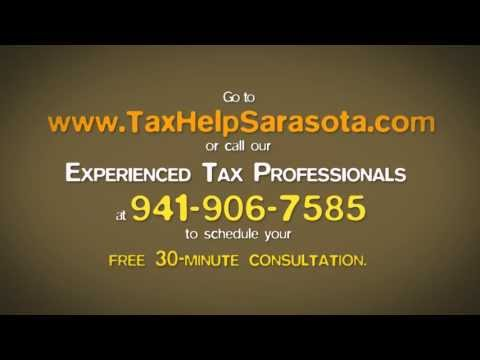 IRS Offer In Compromise: Tax Debt Settlement Sarasota FL