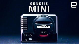 SEGA Genesis Mini Hands-On at E3 2019