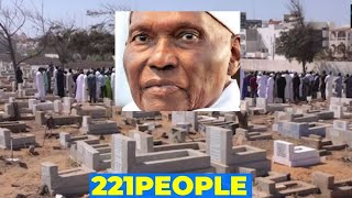 Inalilahi wa inna ilayhi raji'un : le PDS en d£uil, l'ancien président Abdoulaye Wade, vient de perd