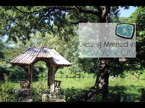 Ep. 13 GMINYC | Wagner Cove Central Park | Getting Married in New York City