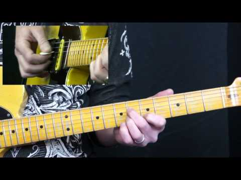 This Guitar Solo Plays Itself | 48 Simply Fantastic Country Guitar Licks V3