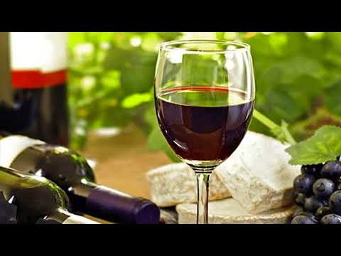 Fight With Parkinson's Disease  With Red Wine - Health Benefits Of Red Wine