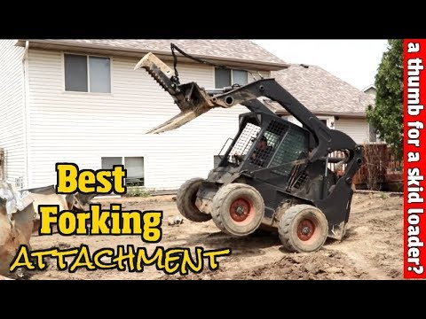 Best Skid steer attachment ever made. Its replaced our mini excavator for Demolition jobs