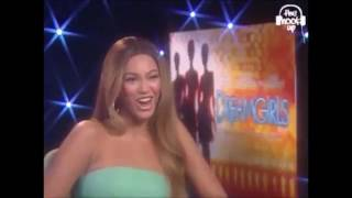 "Beyonce struggling to say ""Tottenham vs Arsenal""  Classic"