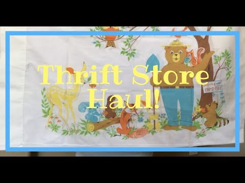 Thrift Haul || Outlet & Retail