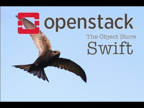 Working with the OpenStack Swift Object Store
