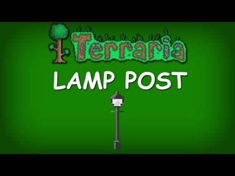Terraria - Lamp Post