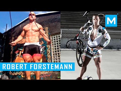 Robert Forstemann Strength & Speed Training for Cycling | Muscle Madness
