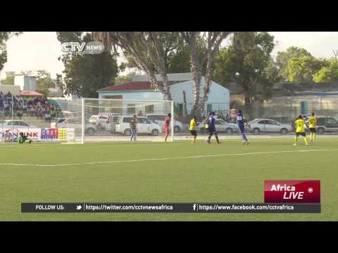 Somalia's local football league attracts foreign talents