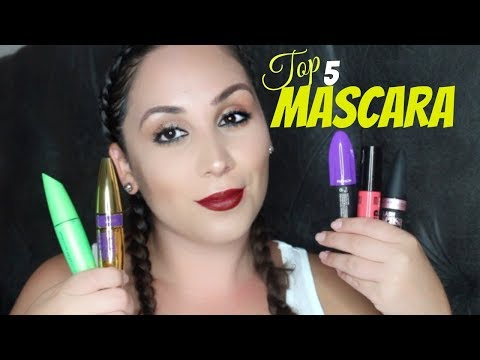 Top 5 BEST & Affordable Drugstore Mascaras (Longer Voluminous looking Lashes)