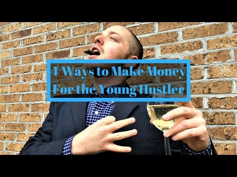 4 Ways to Make Money Without a Job