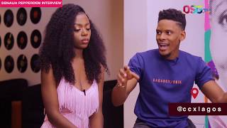 BBNaija 2019: Diane On Her Surprise Eviction And Elozonam On A Possible Future With Diane?