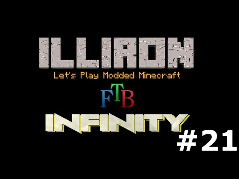 [Modded Minecraft] Let's Play FTB Infinity Episode 21 - Mob Spawner I