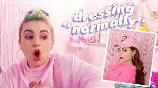 """Does My Mom Wish I Dressed """"Normally""""? ♡ PIXIEVLOG 4"""