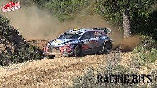 Highlights WRC Rally Italia Sardegna 2018 - Flat out | by RacingBits