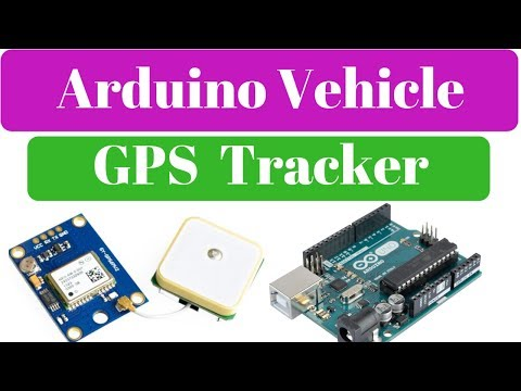 Arduino GPS  tracker | Vehicle Tracker | Code +Circuit Diagram+Explanation